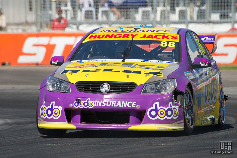 Dean Fiore of Lucas Dumbrell Motorsport