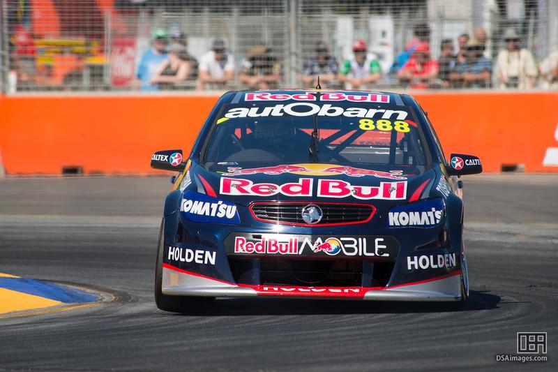 Craig Lowndes of Red Bull Racing Australia
