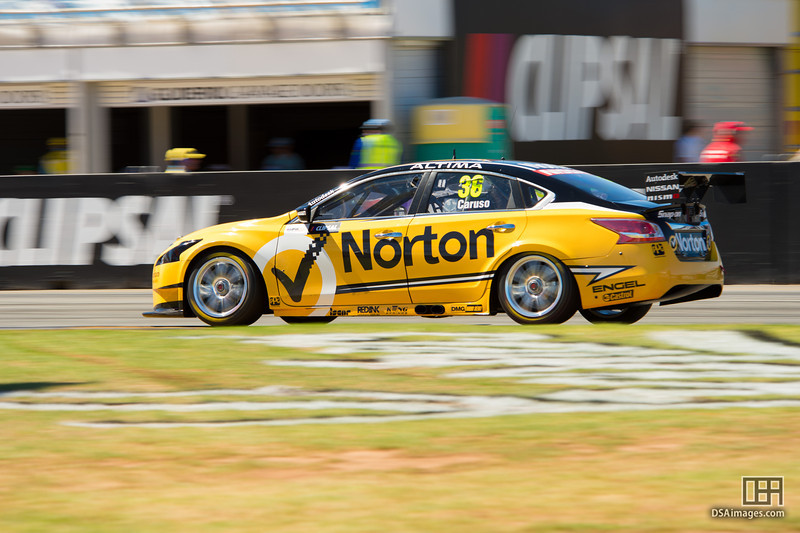 Michael Caruso of Norton 360 Racing