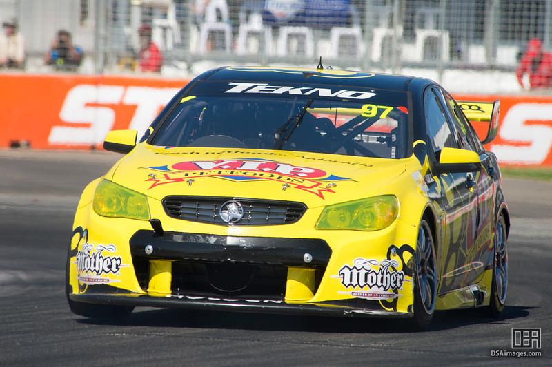 Shane Van Gisbergen of V.I.P. Petfoods Racing