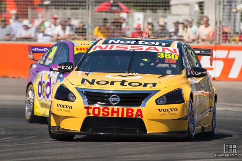 James Moffat of Norton 360 Racing