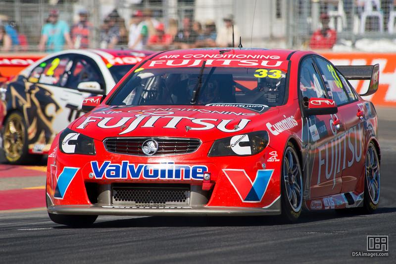 Alexandre Premat of Fujitsu Racing GRM