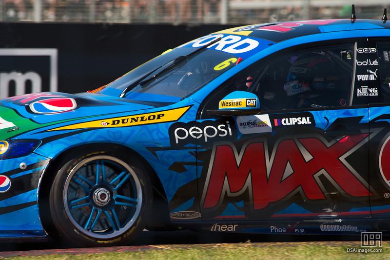 Will Davison of Pepsi Max Crew FPR Ford