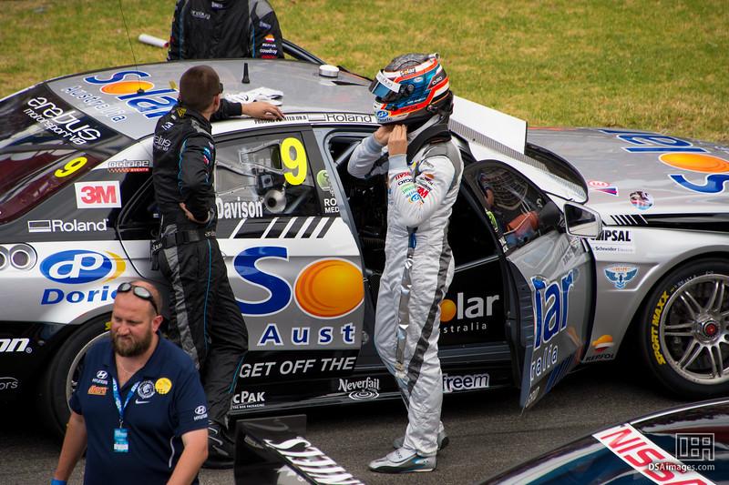 Will Davison (Erebus Motorsport)