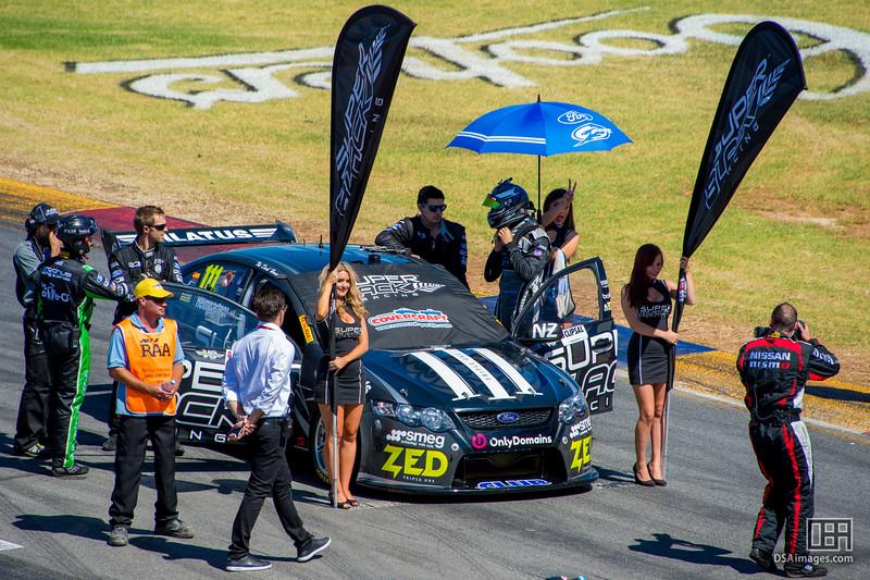 Andre Heimgartner (Super Black Racing)