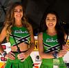 The Bottle-O girls