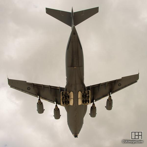RAAF C-17A Globemaster