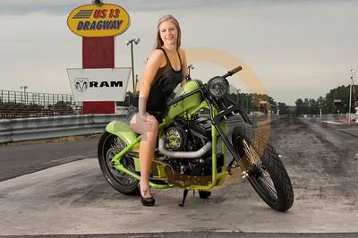 Lil Hot Rod for Hot Bike magazine