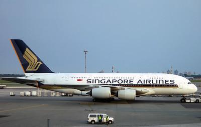 Singapore Air Airbus A380