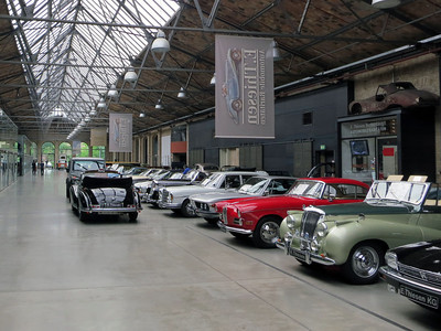 Berlin Classic Remise 38