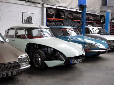 Berlin Classic Remise 11