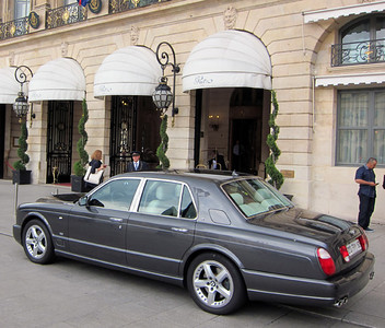 Bentley Paris Ritz