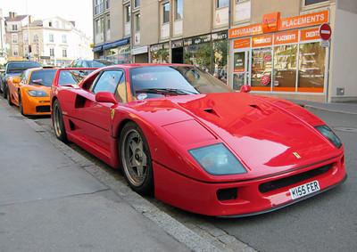 Ferrari F40 02