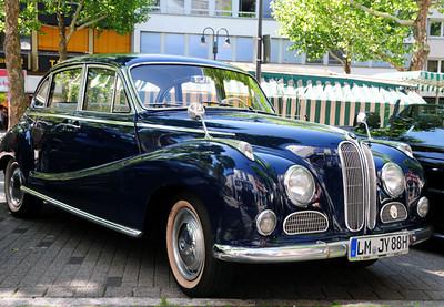 BMW 502 Super V8
