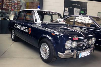 Alfa Romeo Carbinieri