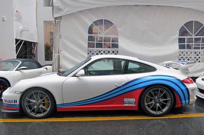Porsche 911 Martini colors
