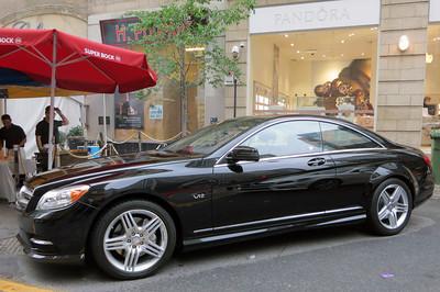 Mercedes CL 63 AMG V12