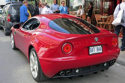 Alfa Romeo 8C Alexandre Restaurant 02