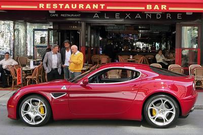 Alfa Romeo 8C Alexandre Restaurant 03