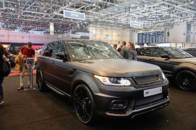 Kahn Land Rover