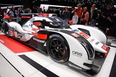 Audi Le Mans prototype