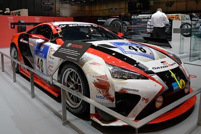Lexis LFA Nurburgring 24