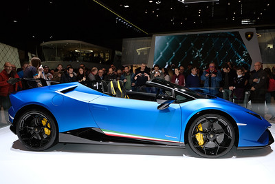 Lambroghini Huracan Performante Spyder 02