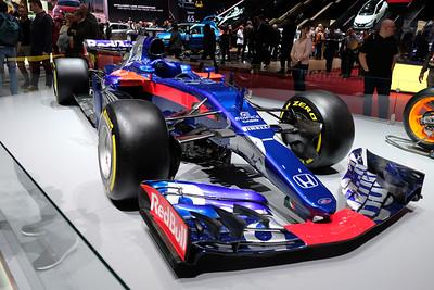 Toro Rosso Honda F1