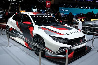 Honda Civic R touring car