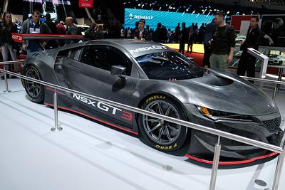Honda Acura NSX GT3
