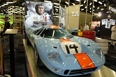 Ford Mirage M1 Tag Heuer