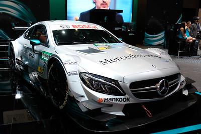 Mercedes AMG C63 DTM car