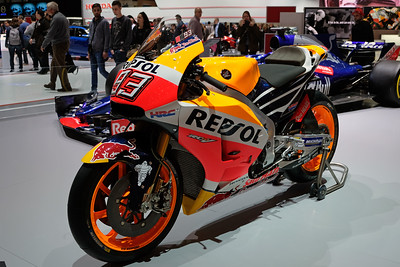 Honda RC213V MotoGP bike