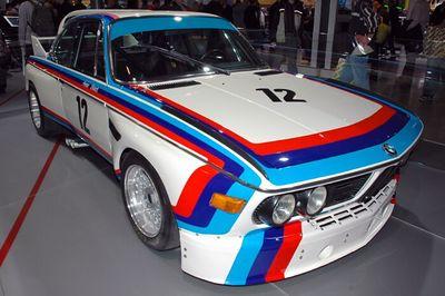 BMW 3 0 CSL 1973