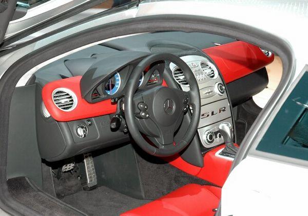 Mercedes McLaren SLR 03