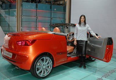 Mitsubishi Coupe Concept