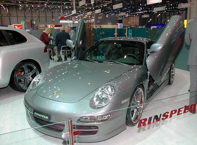 Rinspeed Porsche 911
