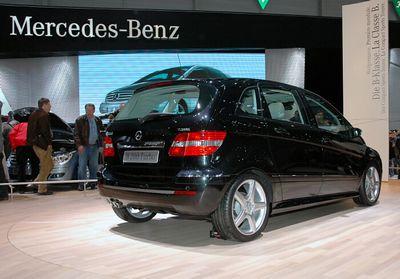 Mercedes B Class 02