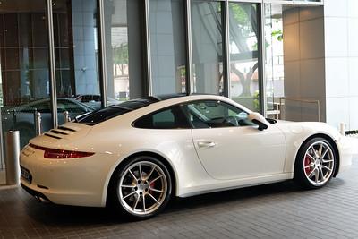 Porsche 911 Carrerra 4S