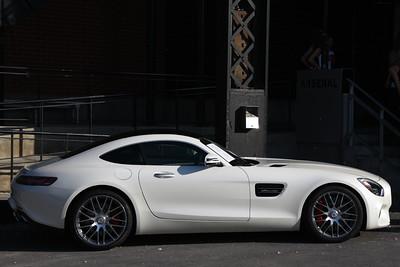 AMG Mercedes GT