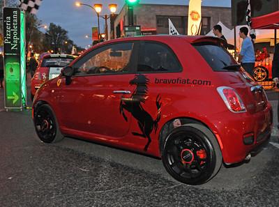 Littly Italy Fiat 500