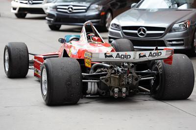 Gilles Villeneuve Ferrari