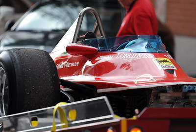 Gilles Villeneuve Ferrari 02