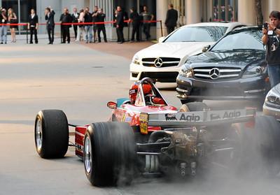 Gilles Villeneuve Ferrari 03