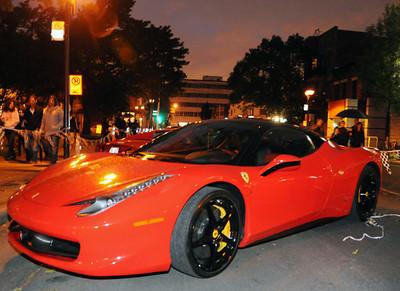 Little Italy Ferrari 458 Italia