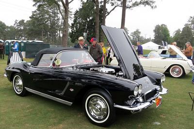 Pinehurst Concours Corvette