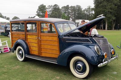 Pinehurst Concours Ford 01