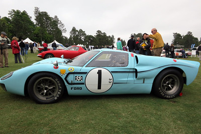 Pinehurst Concours Ford Gt40