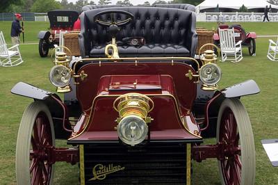Pinehurst Concours Cadillac