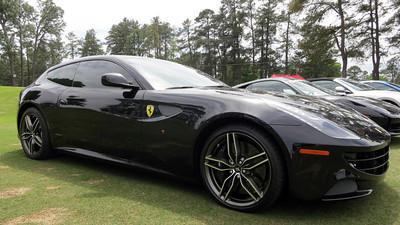 Pinehurst Concours Ferrari FF